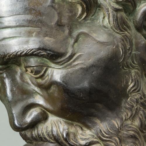 Busto di Michelangelo di Daniele da Volterra
