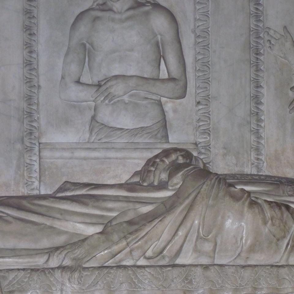 L. Della Robbia, Monumento Federighi