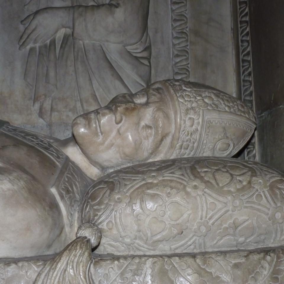 L. Della Robbia, Monumento Federighi (3)