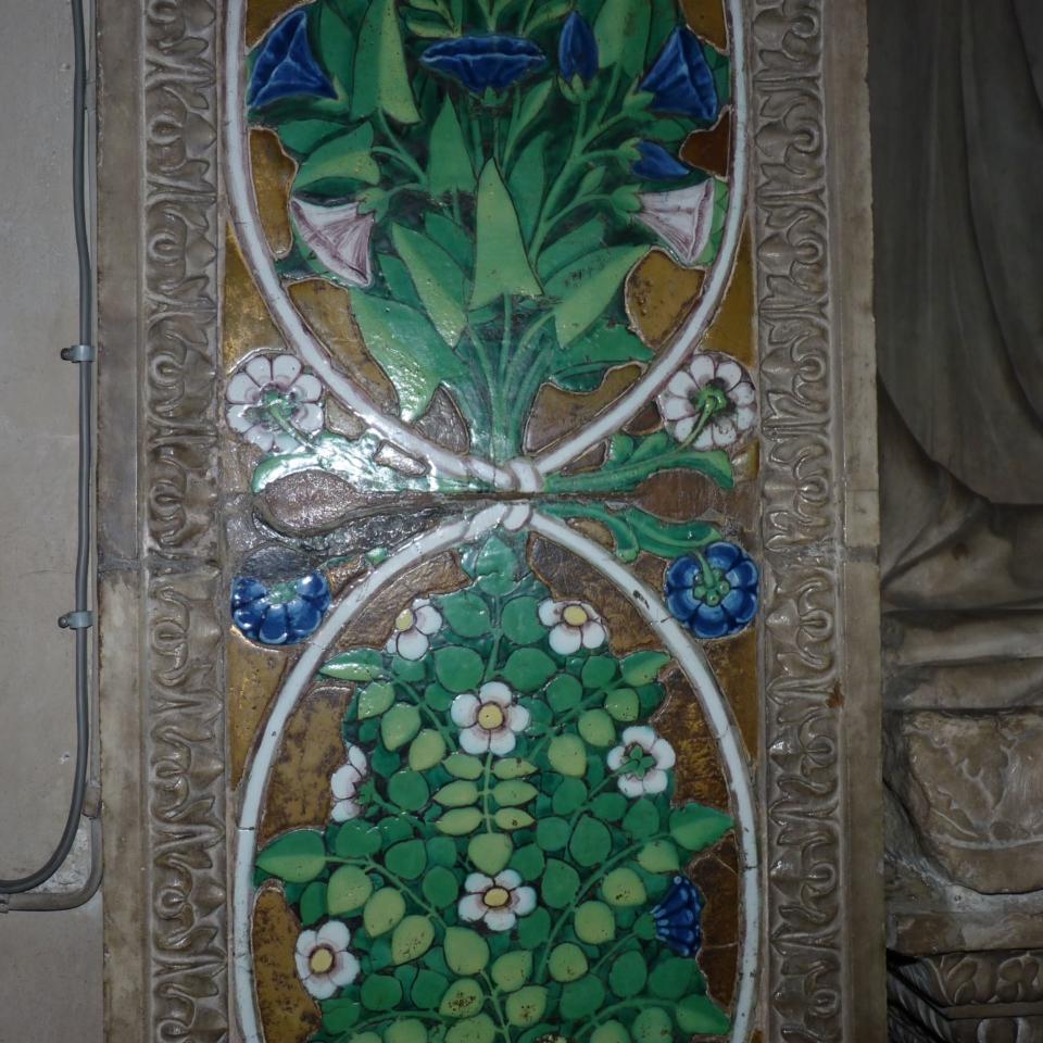 L. Della Robbia, Monumento Federighi (4)