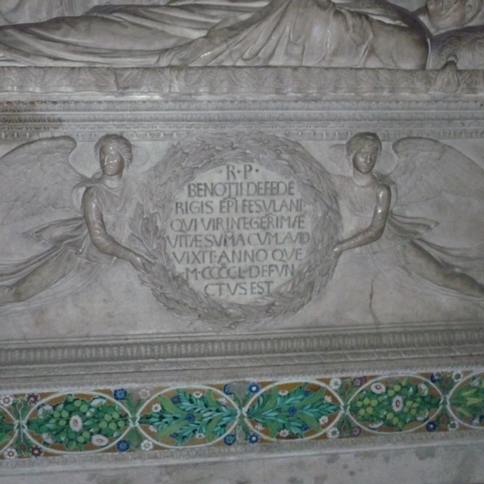 L. Della Robbia, Monumento Federighi (5)