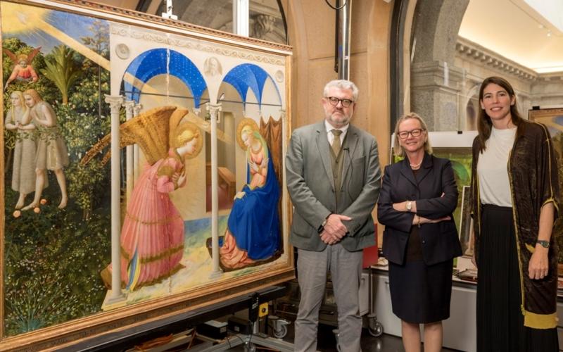 Prado Museum restoration agreement 3