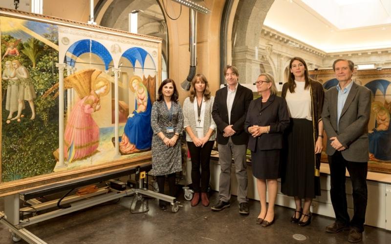 Prado Museum restoration agreement 4