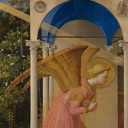 5. Dettaglio dell'Angelo e della volta prima del restauro_PP