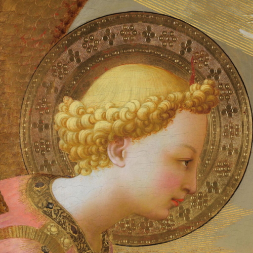 7. Dettaglio dell'Angelo dopo il restauro_PP