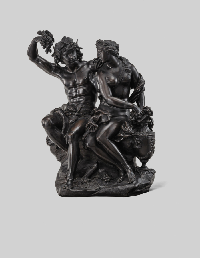 Fig. 13 Giuseppe Piamontini Bacco e Arianna 1700-1720 circa bronzo patinato National Gallery of Art, AilsaMellon Bruce Fund, Washington
