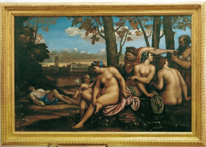 Sebastiano dal Piombo, Morte di AdoneInv. 1890 N.0916